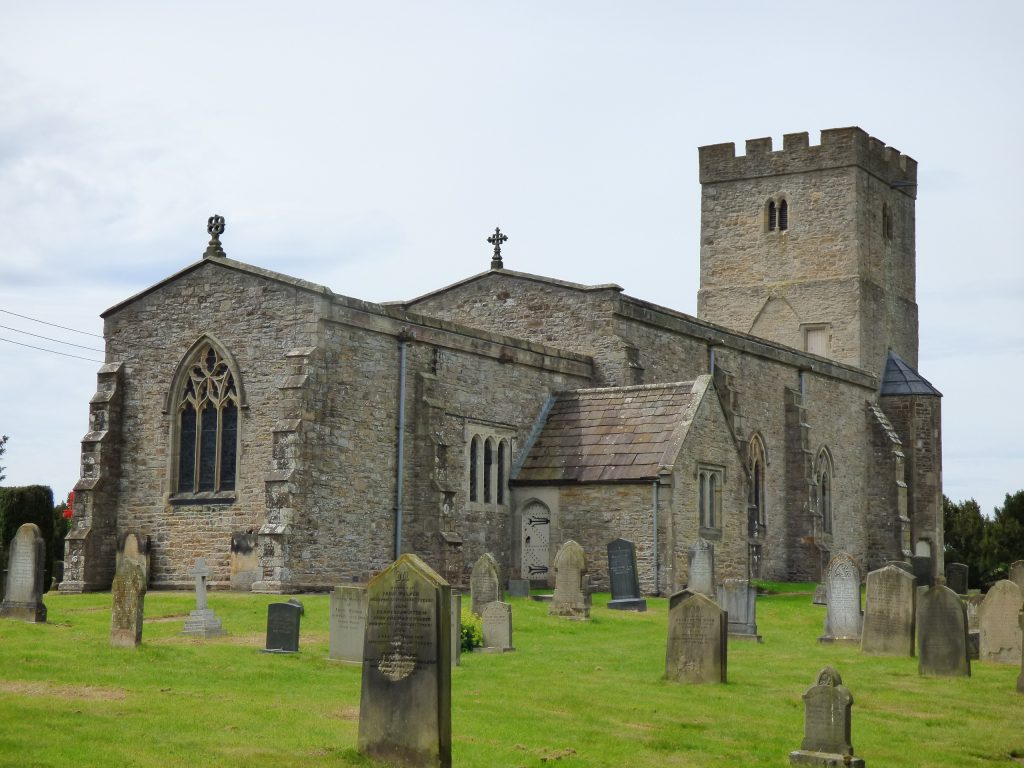 St John the Baptist Church Stanwick