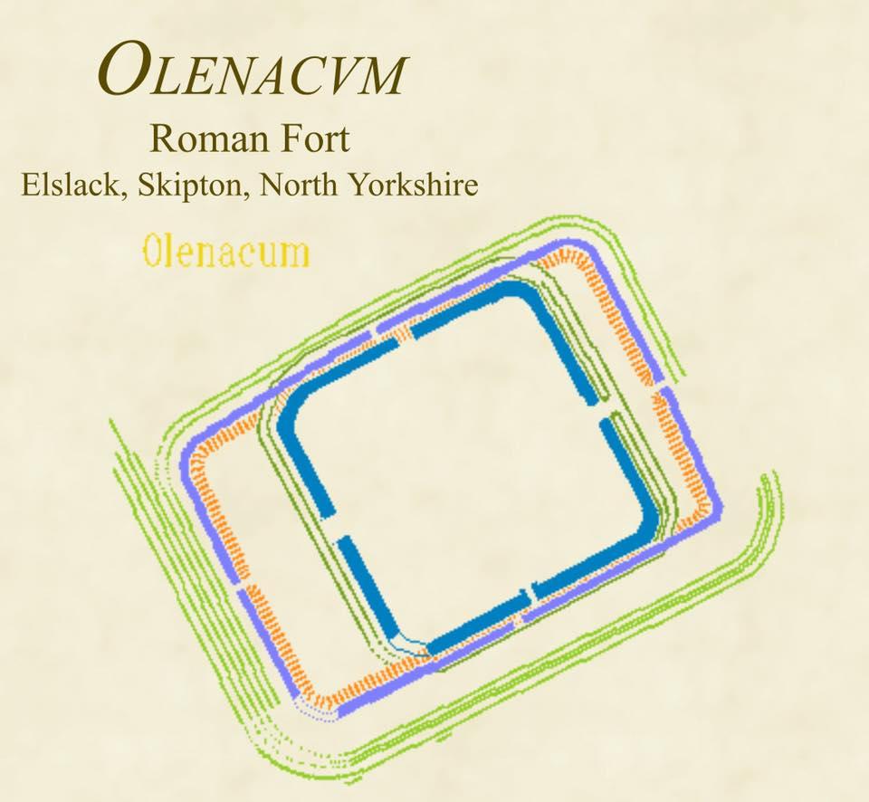 Elslack Roman Fort