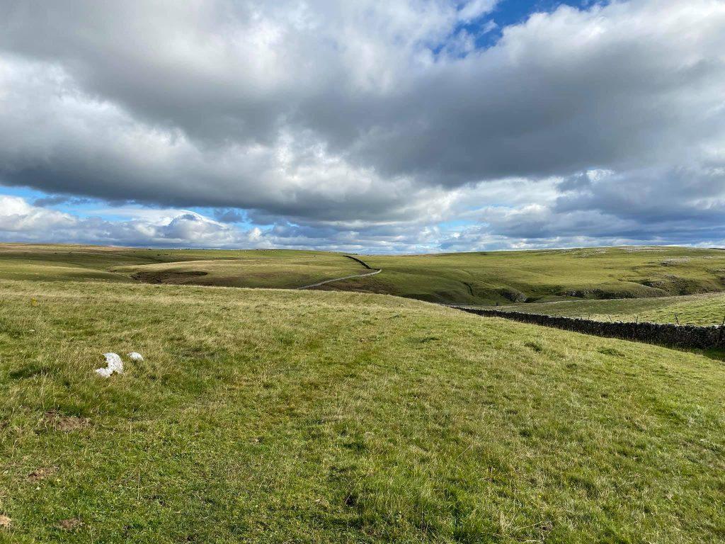 Malham Roman Camp, North Yorkshire
