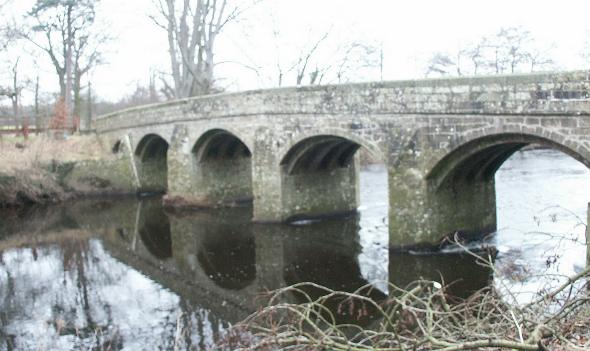 Kilgram Bridge Ford