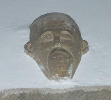 Heads at St Michael, Kirklington