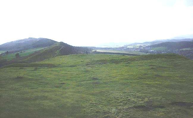 Knockfarrel Fort