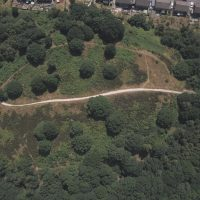Wincobank Hill Fort – Aerial 001 – Jul 2018